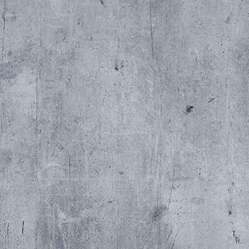 Sieger Exklusiv HPL-Tischplatte Polytec, Zement Graphit ca. 220x100 cm