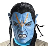 Avatar - Deluxe Adult Foam Latex Jake Sully Mask (máscara/ careta)