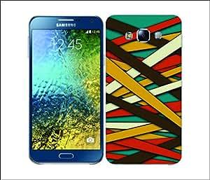 Galaxy Printed 2436 Mummified Retro Hard Cover for Samsung CORE 2
