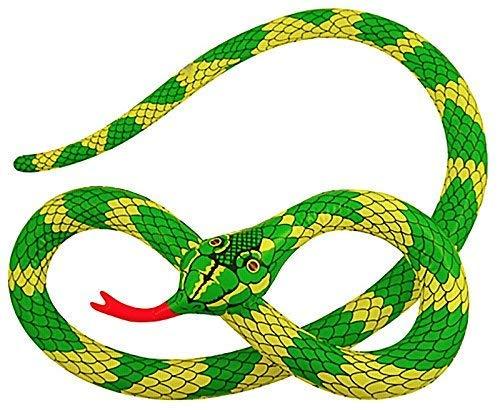 Aufblasbar Schlange Kostüm Zubehör Tarzan Dschungeltier Dekoration Requisiten