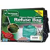 Imperméable et résistante à déchets pour jardin sac poubelle