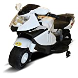 #2: Stylezone Battery Operated Bike (white)