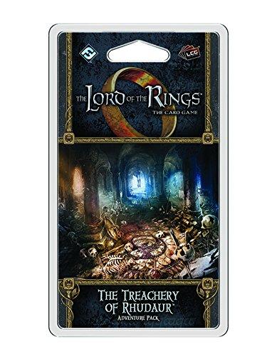 Lord of the Rings Lcg: The Treachery of Rhudaur Adventure Pack