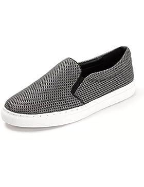 Ms. scarpe maglia respirabile/A Mocassini pedale/scarpe casual