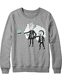 Sweatshirt Rick Portal Fiction C330013