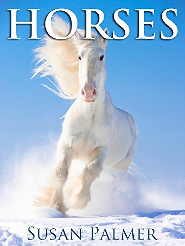 Horses: Amazing Pictures and Fun Horse Facts for Kids (and Parents) (English Edition) (Kids Horse For Facts)