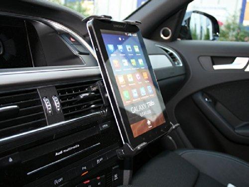 M0114 + M0215 Lüftungsgitter Halterung Halter Tablet PC für Samsung ATIV Tab GT-P8510 / Galaxy Note 10.1 / Galaxy Tab 10.1N