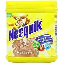Nestle Nesquik Chocolate Flavour Milk Powder 2x500g Tubs