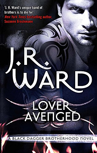Lover Avenged Cover Image