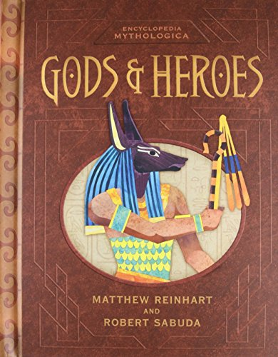 Encyclopedia Mythologica: Gods and Heroes Pop-Up por Matthew Reinhart