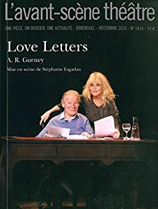 "Afficher ""Love letters"""