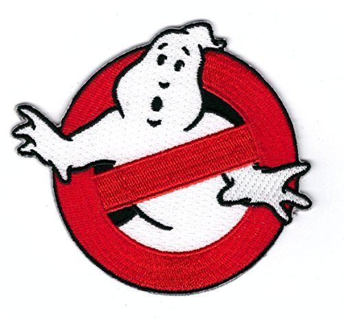 Titan One Europe Hook Fastener Ghostbusters Cosplay Movie Costume Morale Patch Cazafantasmas Parche Bordado Gancho