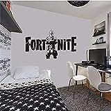 Dtcrzjxh Etiqueta De La Pared Xbox Ps4 Pc Vinilo De Arte Calcomanía De Sala De Juego Transferencia De Arte Decoración Cita Boy Room Tatuajes De Pared102 X 58 Cm