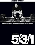5/3/1: The Simplest and Most Effective Training System for Raw Strength (English Edition)