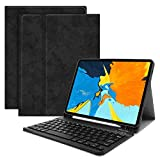 Tawcal 7.9inch Smart Case for Ipad Mini 4/5 with Pencil Holder Slim-Fit Clamshell