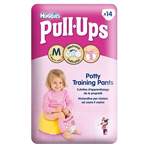 36 Pants Nappies Huggies Night-Time Pull-Ups Disney Princess Design Size 5 3 x Packs of 12 24-50 lbs//11-18 kg