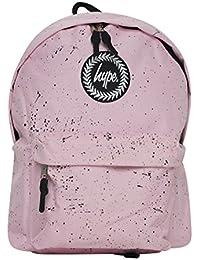 Preisvergleich für HYPE BTS17072, Kinderrucksack Pink Baby Pink/Black Einheitsgröße