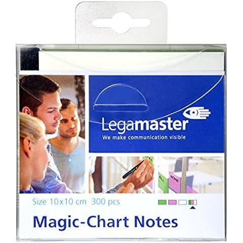 magic-chart Note 10x 10cm 300pezzi assortiti