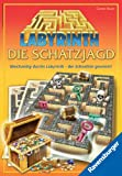 Ravensburger 26365 - Labyrinth – Die Schatzjagd