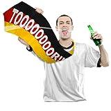 Folat Fan Krawatte Deutschland XXL