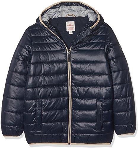 Winter Jacke Esprit (ESPRIT Jungen Jacke RK42056, Blau (Ink 489), 140 (Herstellergröße: S))