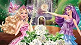 MAHALAXMI ART Barbie The Princess and Popstar HD Poster on Fine Art Paper (Multicolour)