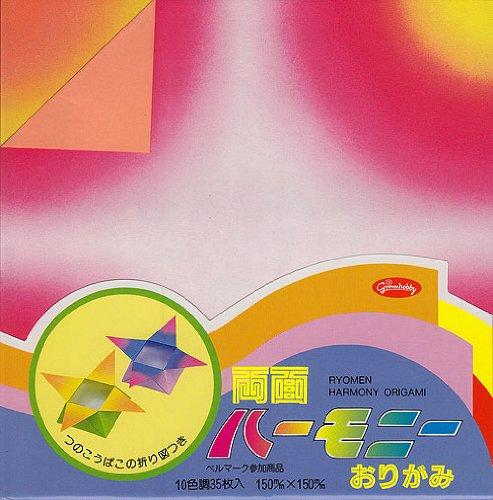 Ryomen Harmony Origami Paper Double
