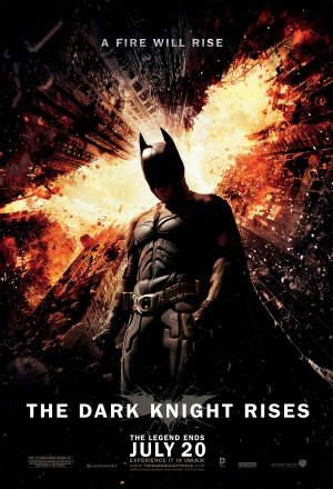 THE DARK KNIGHT RISES – US Imported Movie Wall Poster Print - 30CM X 43CM Batman
