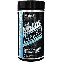 Nutrex aqualoss (80Caps)-il naturale, efficace diuretico.