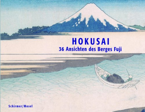 Hokusai - 36 Ansichten des Berges Fuji - Katsushika Hokusai