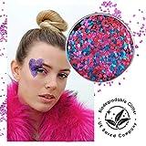 EcoStardust Twilight Bioglitter Bioglitter für Gesichts- und Körperpflege, biologisch abbaubar