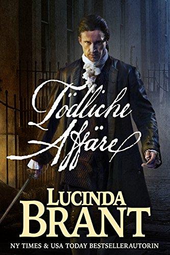 Tödliche Affäre: Ein Historischer Kriminalroman aus der Georgianischen Zeit (Alec-Halsey-Kriminalromane 2)
