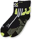 X-Socks Funktionssocken Effektor Running Shorts Man Multicolor (Black/Acid Green) 42-44
