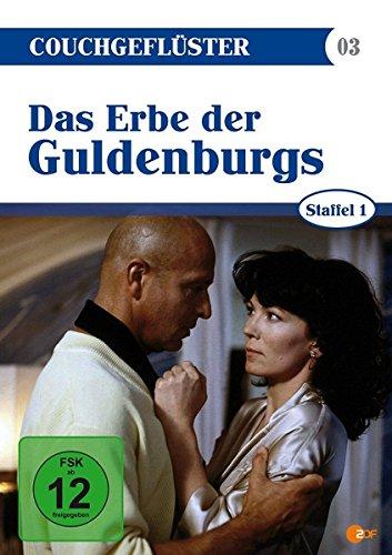 Couchgeflüster 3: Das Erbe der Guldenburgs - Staffel 1 (digital restauriert) (4 DVDs)