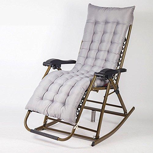 360d44841 Reclinables FEIFEI Zero Gravity Chair Summer Transpirable Cool Silla  plegable Mecedora Almuerzo.