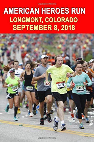 American Heroes Run: Runners Training Journal, Composition Notebook Diary, College Ruled, 150 pages por American Heroes Run