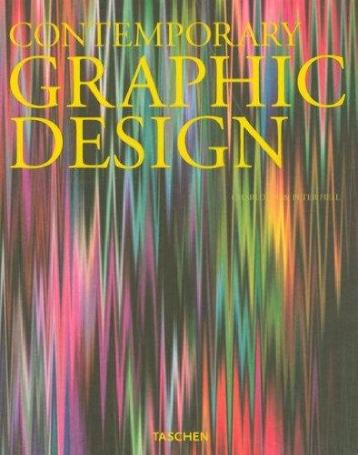 Contemporary graphic design-trilingue