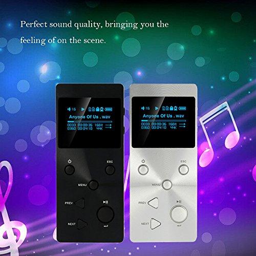 Xduoo X3 Reproductor De MP3 Hi-res, Reproductor De Audio Digital