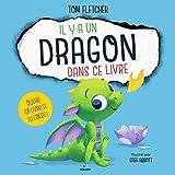 vignette de 'Il y a un dragon dans ce livre (Tom Fletcher)'