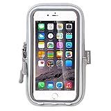 iPhone 7Plus Brassard, Risepro® Coque étanche Dry Bag écran tactile étui pour jogging Sports de plein air d'escalade Course à Pied pour iPhone 7, 6s Plus, 6s, 6, 5, Samsung, Google Smart Phone (Gris)...