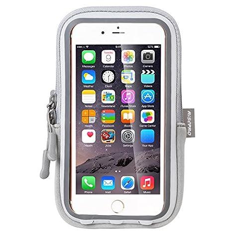 Brassard Etanche Iphone 5s - iPhone 7Plus Brassard, Risepro® Coque étanche Dry