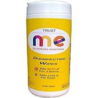 AANIJ TRUST ME Disinfectant Wet Wipes Kills 99.9% Germs, Bacteria & Viruses (Pack of 80 wipes)