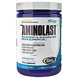 Gaspari Nutrition - Ghiaccio del limone di Superfuel della polvere di recupero & di resistenza BCAA di AminoLast - 14,8 oncia.