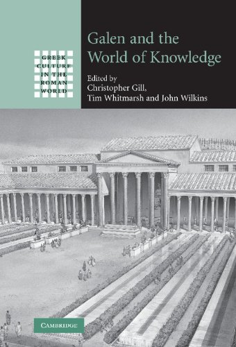Galen and the World of Knowledge Hardback (Greek Culture in the Roman World)