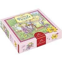 20847 - Die Spiegelburg - Boxpuzzle: Prinzessin Lillifee und das kleine Reh, 100 Teile, 100 Teile