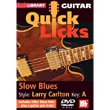 Guitar Quick Licks - Slow Blues/Larry Carlton