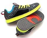 kKrows Flüssigkeit Krow Wasser Sport Schuhe, Grau und Grün, Größe 9–10