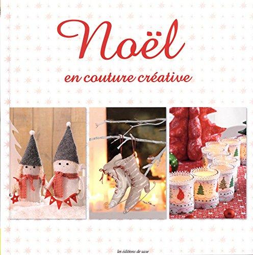 Noël en couture créative