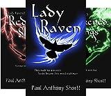 Lady Raven (3 Book Series)