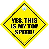 Yes This is my Top Speed per
